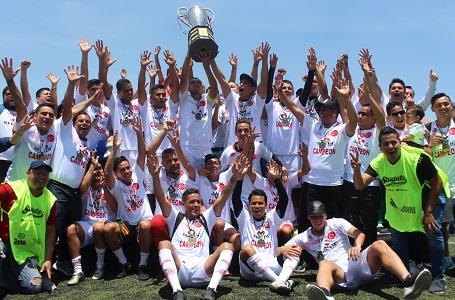 Genetic FC es el nuevo monarca de la Copa Gobernador