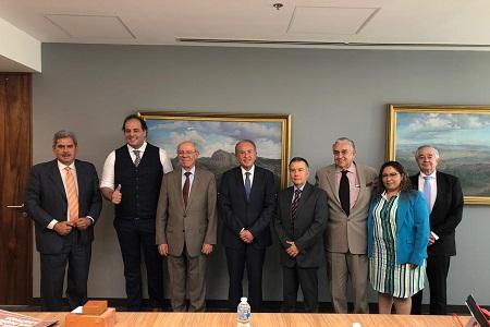 JM Carreras da continuidad a revisión de proyecto aeroportuario en la Huasteca