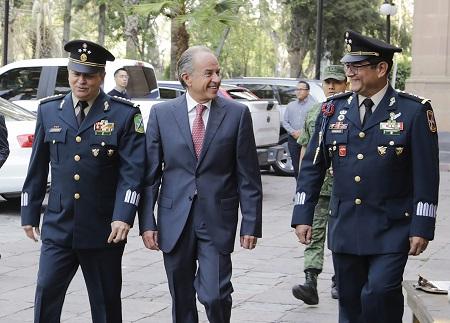 Coordinación de los tres niveles de gobierno, fortalecen tareas de seguridad: JM Carreras