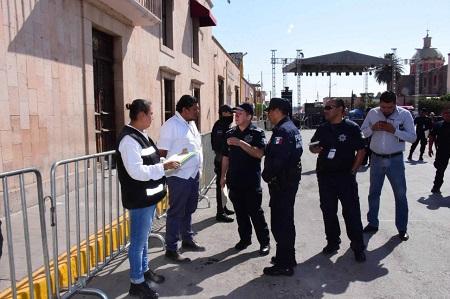 Seguridad Pública de Soledad reporta listo el Plan Operativo FENAE 2019