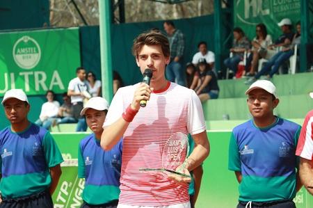 El suizo Marc-Andrea Huesler, se coronó en el San Luis Open Challenger