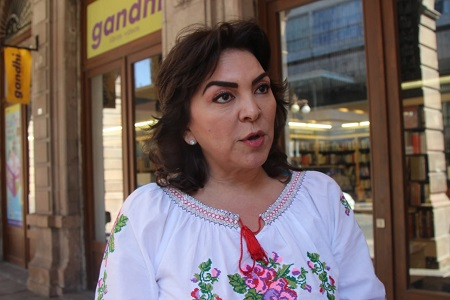 El viejo PRI está en el gobierno actual: Ivonne Ortega