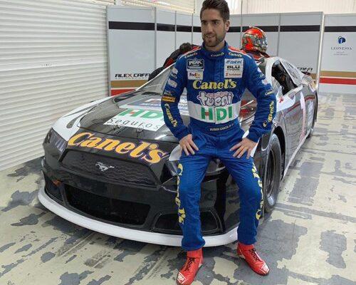 Rubén García Jr. de Canel´s Racing, arranco actividad dentro de NASCAR Euro Series en Valencia