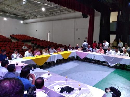 Secretario de Cultura se reunió con promotores y gestores culturales de la Zona Media