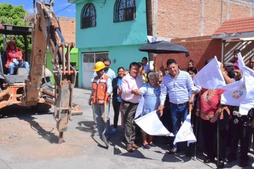 Obras de impacto social, compromiso con habitantes del sector oriente de Soledad:  GHV