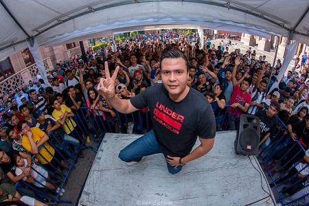 Inpojuve a través de su programa #SerJoven reunió a cerca de 500 jóvenes