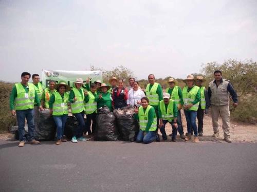 Realizan campañas de limpieza en varios puntos de Soledad
