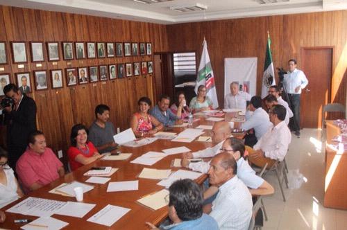 Capacitó CEEPAC a dirigentes del PRI en erradicación de violencia política de género