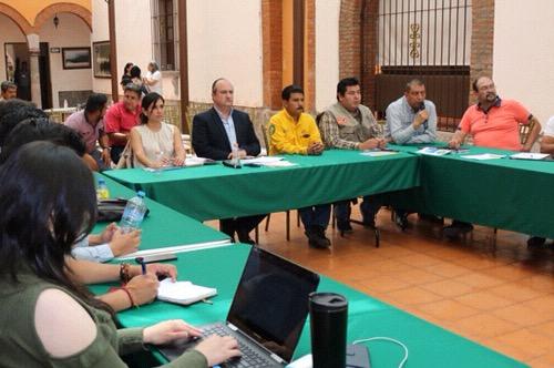 Dan a conocer el Plan de Restauración Ecológica, para la Sierra de San Miguelito y zonas dañadas por incendios