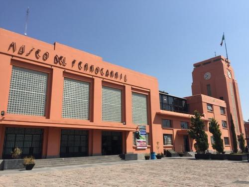 """Museo del Ferrocarril """"Jesús García Corona"""" a 10 años de fundación"""