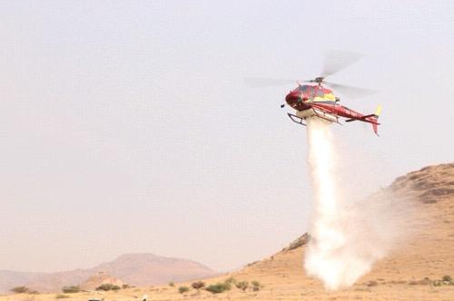 Más de un millón de pesos ha destinado el Gobierno Municipal en combate a incendio