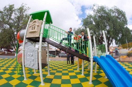 Rescate y construcción de áreas recreativas, vital para recomponer el tejido social
