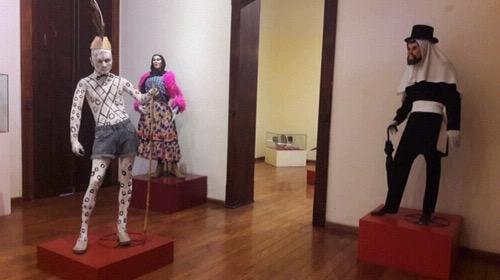 Proyectaron largometraje documental en el Museo Nacional de la Máscara