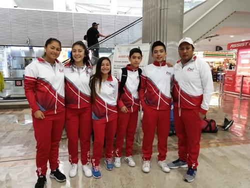 Van seleccionados potosinos a Olimpiada Nacional de Bádminton 2019