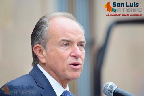 Asegura el Gobernador JM Carreras, que se protegerá la Sierra de San Miguelito