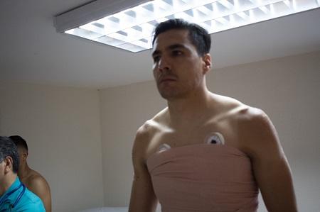Jugadores del Atlético de San Luis se presentaron a pruebas médicas