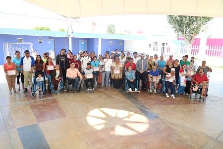 DIF Estatal entregará despensas a personas con discapacidad