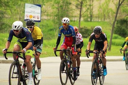 Asumiendo liderato por puntos así arranco Canel´s-Specialized la etapa 1  del Tour de Beauce