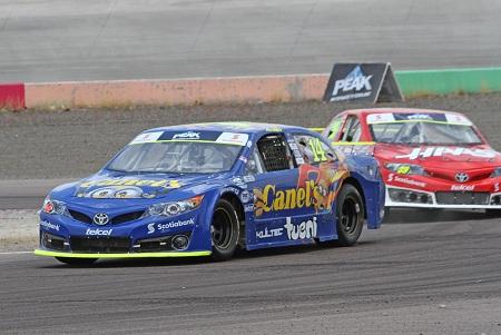 """""""Puebla, una pista Histórica para mi"""" Alex De Alba Jr., Sublíder NASCAR Challenge"""