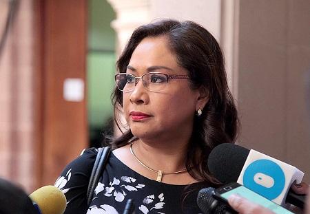 Congreso abierto a diálogo y cuestionamientos de organismos empresariales: Sonia Mendoza