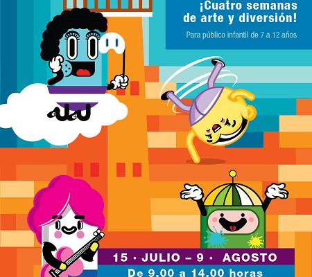Centro de las Artes convoca a su campamento infantil 2019