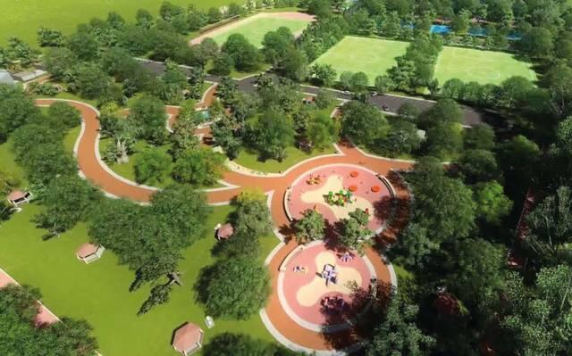 Avanza modernización del parque tipo Tangamanga, en Rioverde