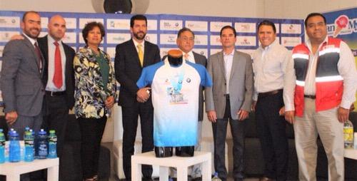 Presentaron oficialmente la XXXV Edición del BMW Maratón Tangamanga