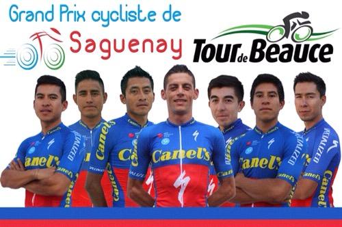 Ciclistas de Canel's Specialized, realizarán gira por Canadá