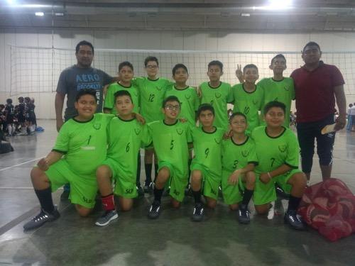 Delegación Potosina da su mejor esfuerzo en juegos nacionales de educación básica