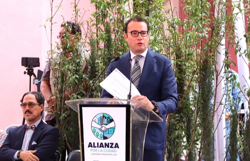 """Presenta alcalde XNP """"Alianza Por La Ciudad"""", para impulsar planeación con visión de futuro"""