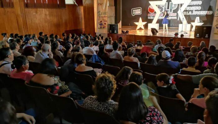 """Inpojuve da a conocer a finalistas del concurso de canto """"La Voz Joven SLP"""""""