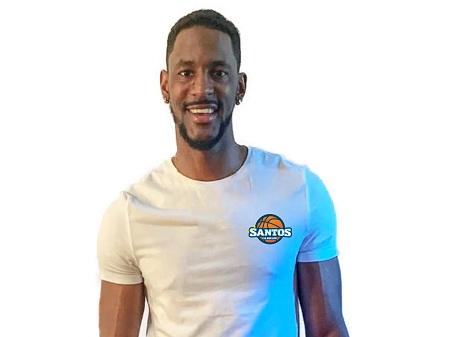 Jean Pierre-Charles es nuevo jugador del CB Santos