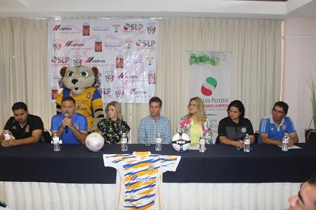 En marcha la academia Tigres CEMEX INPODE
