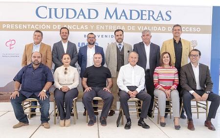 Ciudad Maderas inversión inmobiliaria por 10 mil millones de pesos