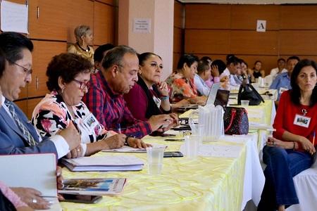 Evalúan período que terminó e inician planeación de Ciclo Escolar 2019–2020