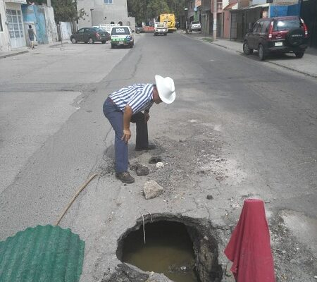 Interapas presenta los proyectos de las obras de infraestructura sanitaria y pluvial que se llevarán a cabo en el norte de la ciudad