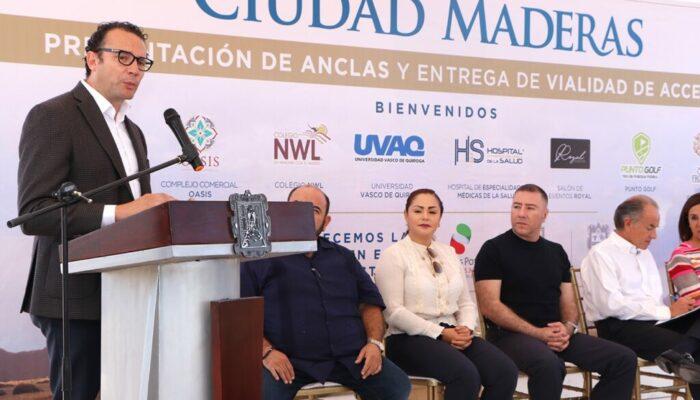 Visión e inversión transforman a la Capital Potosina: Xavier Nava