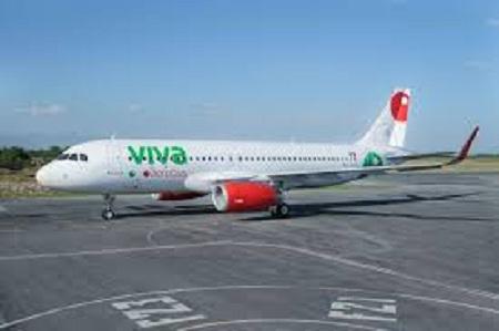 Anuncia Viva Aerobus vuelo a San Luis Potosí desde Monterrey