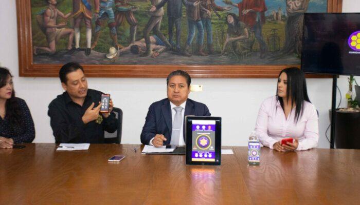 """Ayuntamiento de Soledad presentó la plataforma de seguridad digital """"Guardián Bee"""""""