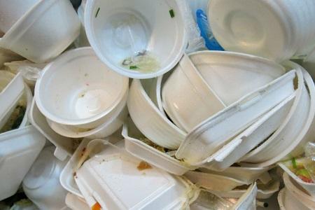 Aprueban Diputados reformas, para prohibir uso de envases de unicel en comercios