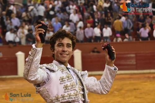 """Leo Valadéz fue el triunfador, de la primera corrida de Feria en """"El Paseo""""  [Fotogalería]"""
