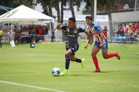 Atlético de San Luis Sub17 cae 3-0 ante Chivas