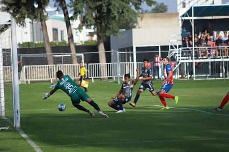 Atlético de San Luis Sub 20 empata a dos goles ante Chivas