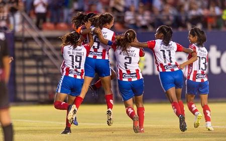 Atlético de San Luis Femenil derrota en casa a Veracruz