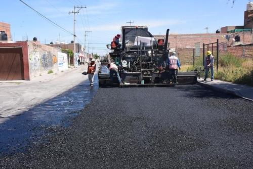 Ayuntamiento de Soledad impulsa programa de mantenimiento de vialidades