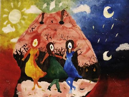 Alumno del IPBA, galardonado en concurso nacional de pintura infantil