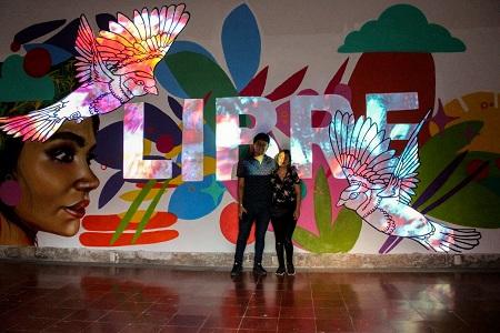 Invitan a taller de arte urbano y videomaping en el MAC