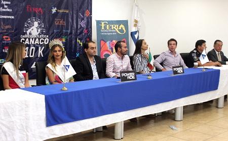 Presentaron la XXIII Carrera CANACO FENAPO 2019