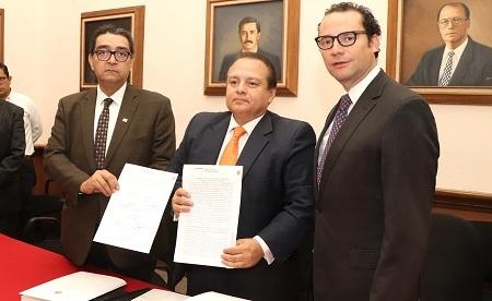 Gobierno Municipal firma con Banorte reestructuración de deuda