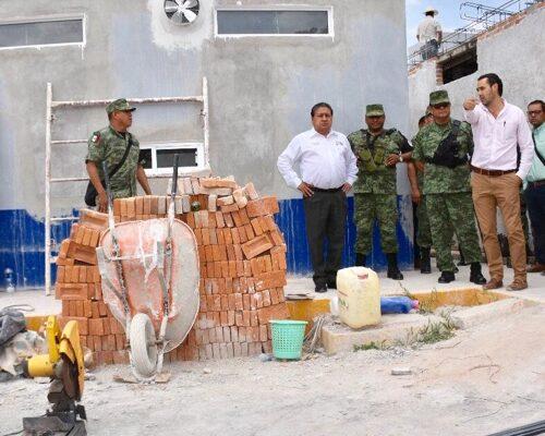 Soledad será el primer municipio en ofrecer lugar de estancia digna a la Guardia Nacional